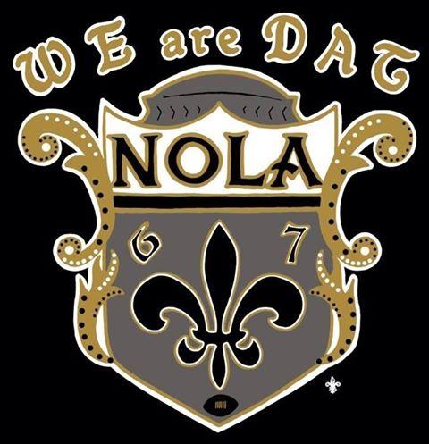 WHO- DAT Nation Finally Get A Regular WEEK! Geaux Saints ...