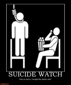 PIC= VA suicide-watch-sucicide-popcorn
